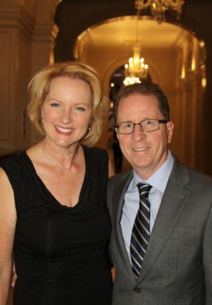 Lisa and John Ross