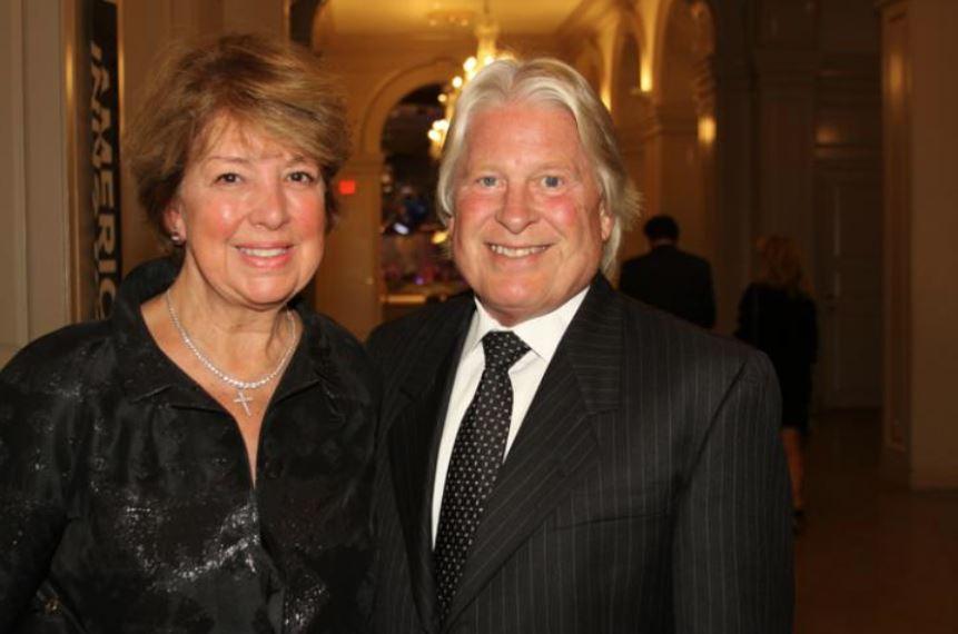 Lisa and Bob Amori