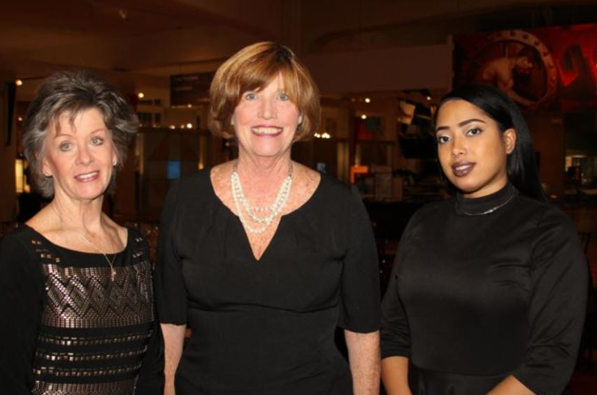 Diane Kraft, Mary Sue Lanigan, Kellee Johnson