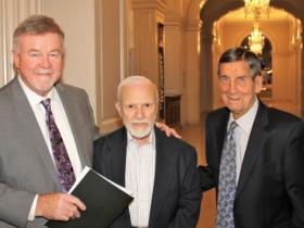 David Floore, Felix Gatt, Ted Lindsay