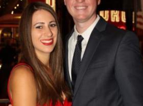 Rachel and John Ross Jr.