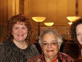 Deanna Hatmaker, Janet Whitaker, Jeanne Merchant