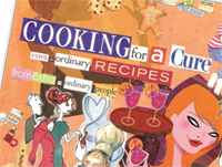Cooking for a Cure Ad